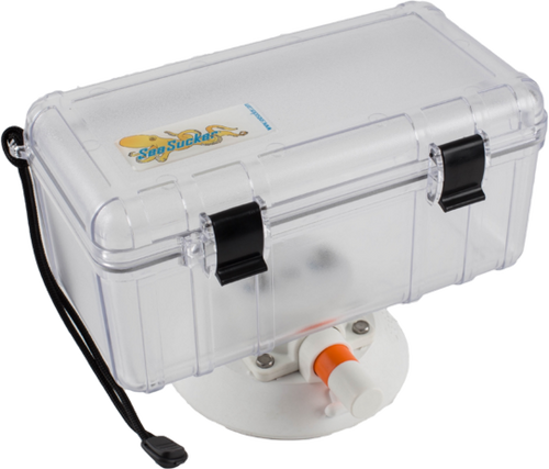 SeaSucker Large Dry Box Horizontal Mount Front View