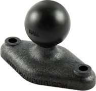 RAM B-Sized Ball/Diamond Plate (RAP-B-238U)