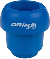 DrinX Cup Holder Blue Insert. It is compatible with all SeaSucker Cup Holders except the Cup Holder Adapter.