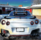 Nissan GTR Ski Rack - The SeaSucker Ski Rack