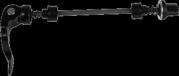 SeaSucker Mountain Bike (MTB) Plugs allow 15 mm through axle bikes to use the SeaSucker Flight Deck and Add-on Front Wheel Holder