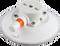 152 mm SeaSucker White Vacuum Mount