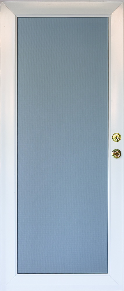 Hinged Screen Door | Screen Store | Screen Roll - Metro Screenworks