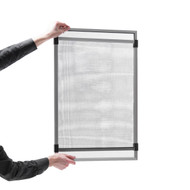 "10 3/16"" x 20 1/8"" 37 1/8"" Adjustable Window Screen"