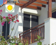 Solar Insect Screen, Up to 65% Solar Block and Daytime Privacy