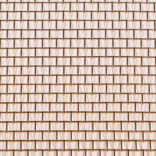 "36"" X 50'  Brite Bronze / Copper Insect Screen"
