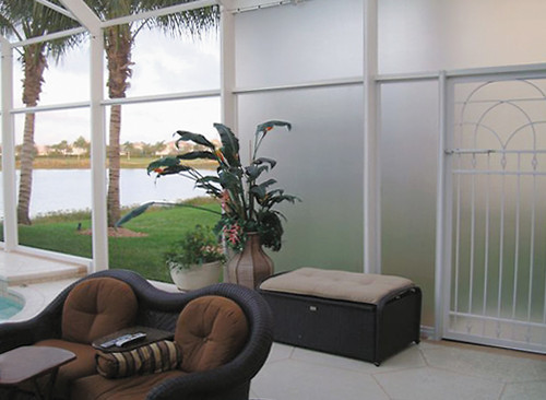 "72"" x 40' Florida Glass Screen (only one in stock)"