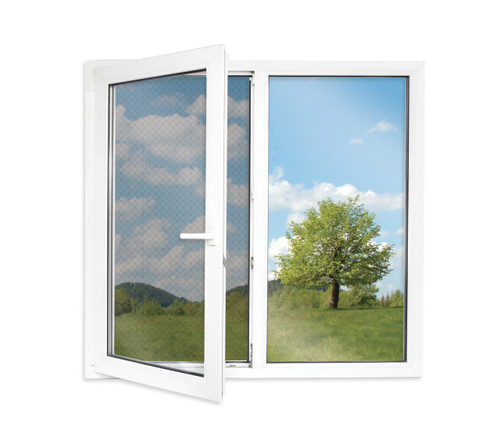 Air Filtration Window Screens