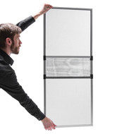 Fully Extended Adjustable Screen