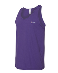 Clearance Adult Purple Tank