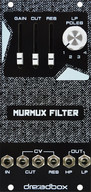 White Line Murmux Filter