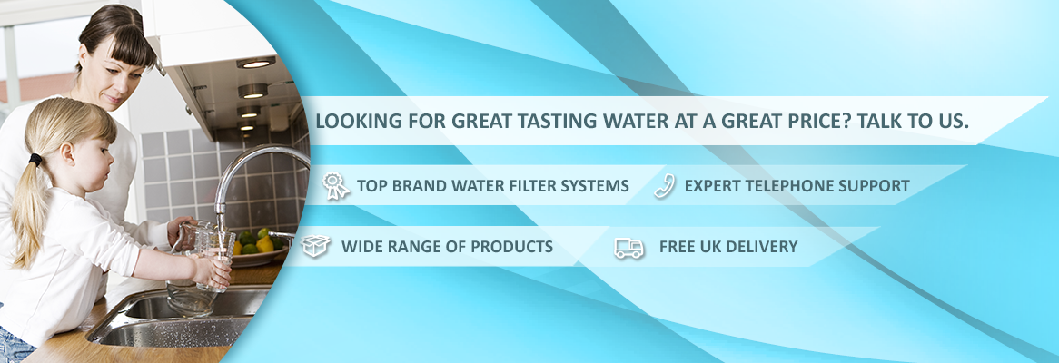 Filtered water at a great price.