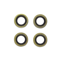 "Dowty 1/4"" Dowty Seal - Self Centre (Pack of 4)"