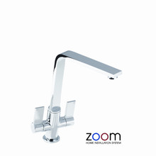 Abode Zoom - Linear Flair Monobloc Kitchen Tap
