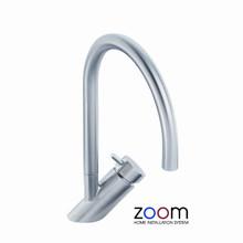 Abode Zoom - Diagon Single Lever Monobloc Kitchen Tap