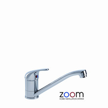 Abode Zoom - Single Lever Monobloc Kitchen Tap