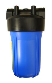 "Economy 10"" Jumbo Filter Housing with 1"" Ports (Big Blue)"