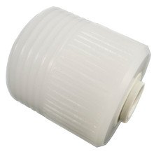 "Water Pipe Adaptor 3/4"" Male Thread x 3/8"" Push-fit for Plastic Tubing"