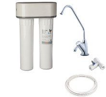 Complete Doulton Duo Kit with Installation Kit and Premium Tap