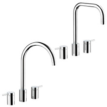 Abode PRONTEAU 4 IN 1 Boiling Water Tap Range - 3 Part