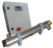 Daro 4 series UV system rated at 140 Litres Per Minute