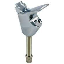 "Drinking Fountain Bubbler Tap - Chrome with 7/16"" thread"