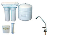 AWT Dental R.O. System with 2.5 litre resin and extra pre filter
