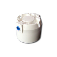 """Omnipure ¼"""" Push Fit Valved Head for """"Q"""" Series"""