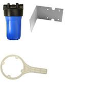 "2G600PE Pre-filter Kit with Jumbo, Filter Bracket Spanner 1"" Ports"