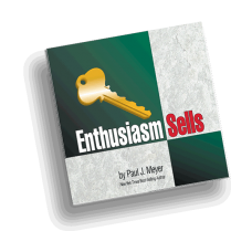 Enthusiasm Sells