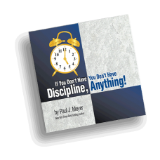 If You Don't Have Discipline, You Don't Have Anything!