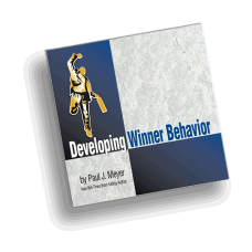 Developing Winner Behavior MP3