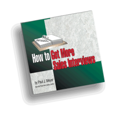 How to Get More Sales Interviews MP3