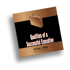 Qualities of a Successful Executive MP3