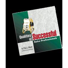 Qualities of Successful Sales Professionals MP3