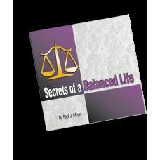 Secrets of a Balanced Life MP3