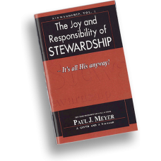 Stewardship, Vol. 1 - The Joy and Responsibility of Stewardship (pack of 10 booklets)