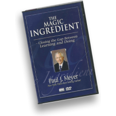The Magic Ingredient CD/DVD Set