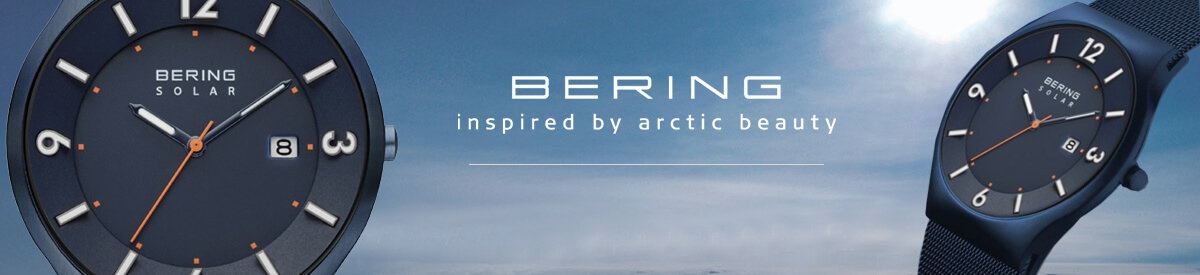 Bering Time Watches for Men & Women