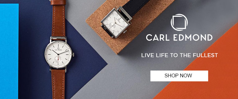 Shop Carl Edmond Watches