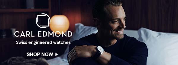 Shop Carl Edmond Watches