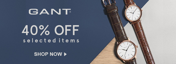Shop Gant Watches on Sale