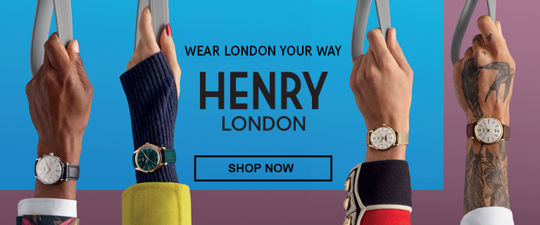 Shop Henry London Watches