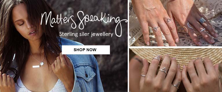 Shop Matters Speaking Jewellery