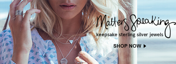 Shop Matters Speaking Jewellery