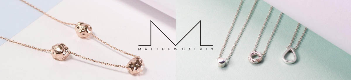 Matthew Calvin Jewellery