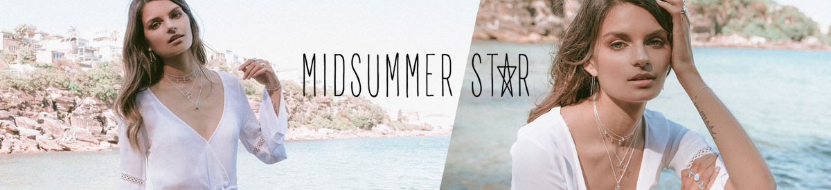 Shop Midsummer Star Jewellery