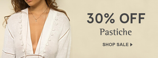 Enjoy 30% off Pastiche Jewellery