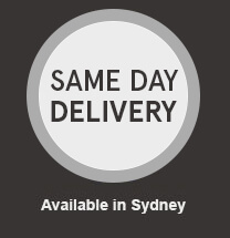 Same Day delivery available in Sydney Metro