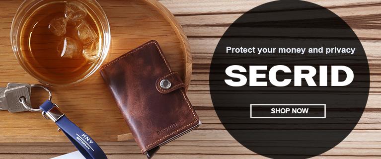 Shop Secrid Wallets